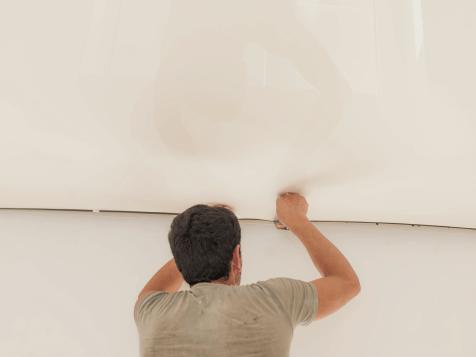 Первый потолок сделаем <strong>бесплатно</strong> (материал + установка)